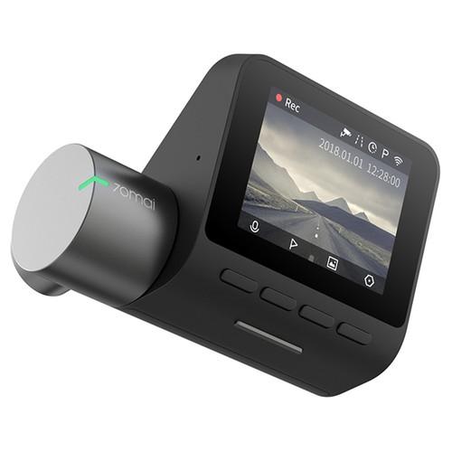 Xiaomi 70mai Dash Cam Pro Full HD 1944p Car DVR SONY IMX335 Sensor With Voice Control 6-Glasses 140 Degree Wide Angle - Black