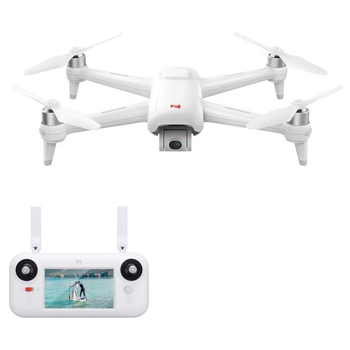 Xiaomi ФЕГО A3 1080P 5.8G GPS 1KM FPV Drone RTF Белага
