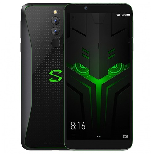 Xiaomi Black Shark 2 Gaming Smartphone 6.01 Inch 6GB 128GB Black