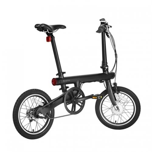 Xiaomi QICYCLE EF1 Smart Bicycle Foldable Electric Bike Black