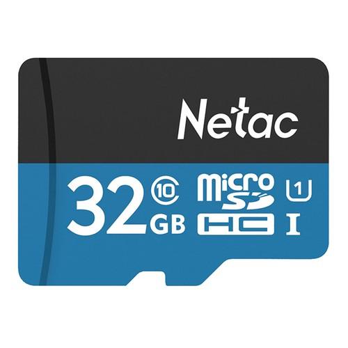 Netac P500 32GB Cartões de Memória TF - Azul