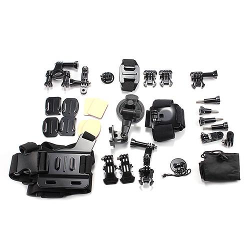 Accessories for GoPro HERO3+ GoPro HERO3 GoPro HERO2 and GoPro HERO Cameras - Black