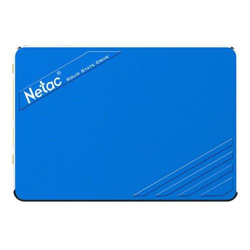 朗科N600S 1TB SSD 2.5英寸固态硬盘SATA3接口读取速度500MB / s  - 蓝色
