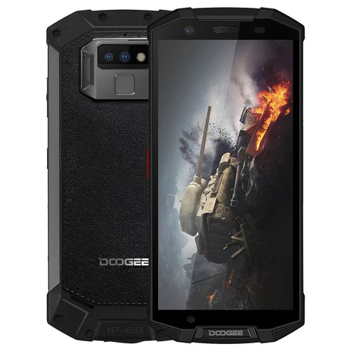 DOOGEE S70 5.99 Polegadas 6GB 64GB Smartphone Preto