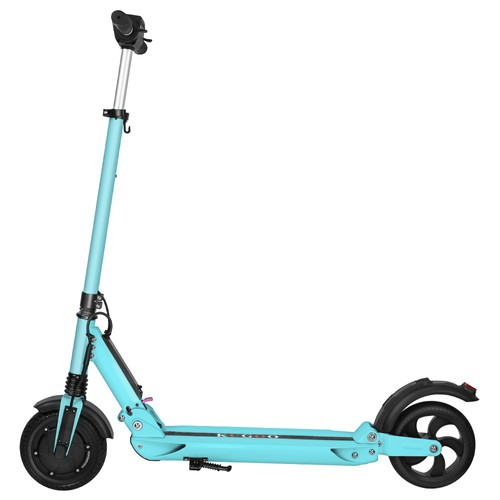 KUGOO S1 Folding Electric Scooter 350W Motor 8.5 Inch Tire Blue