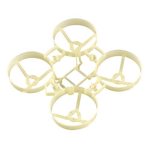 Happymodel Bwhoop65 65mm Brushless Whoop Frame Kit for FPV Racing Drone - Lemon Green
