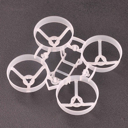 Happymodel Bwhoop65 65mm Brushless Whoop Frame Kit for FPV Racing Drone - White