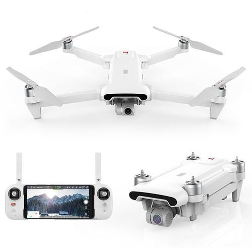 Xiaomi FIMI X8 SE 4K 5KM GPS Wifi RC Drone RTF Blanc