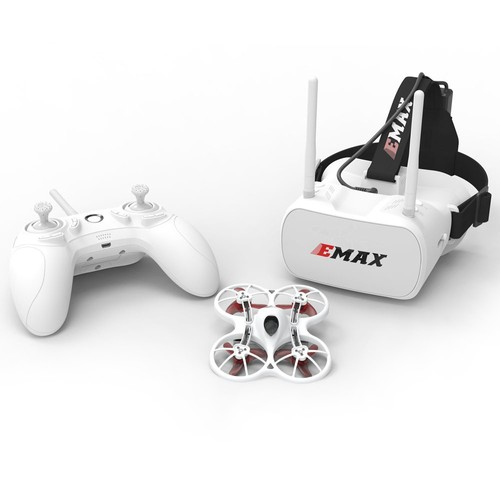 Emax TinyHawk Brushless FPV Racing Drone with Goggles