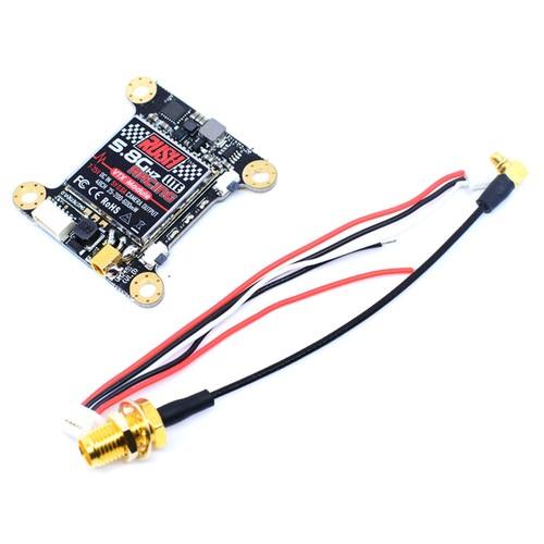 RUSH VTX LITE 5.8G 48CH 0/25/200/600mW Switchable AV Transmitter RaceBand/LowRace for FPV Racing Drone