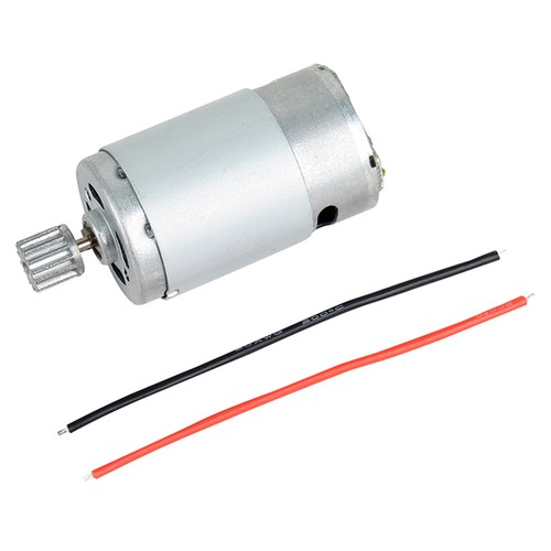 XINLEHONG Toys 9125 RC Car Spare Parts 390 High Speed Brushed Motor