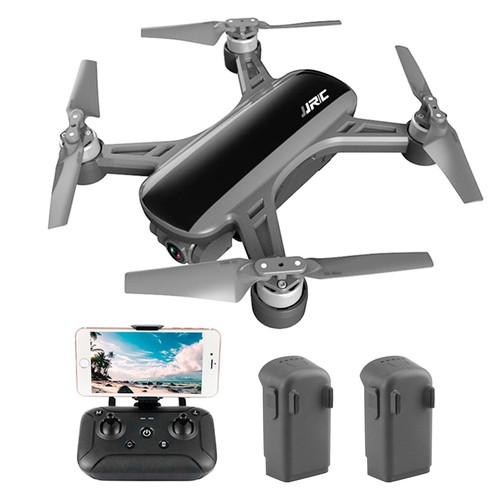 JJRC X9 Heron Brushless GPS RC Drone with HD Camera 2K 5G Wifi FPV Optical Flow