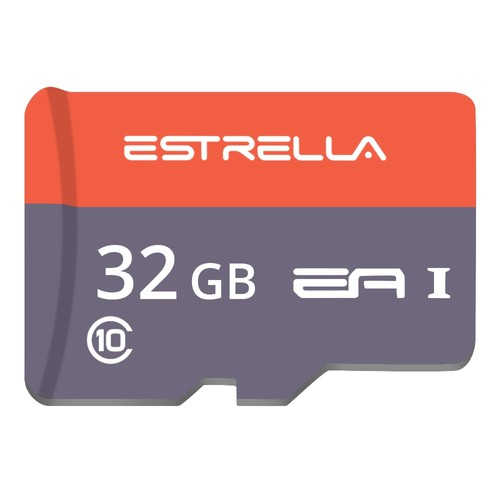 ESTRELLA Class10 SDHC 32GB Micro SD Card