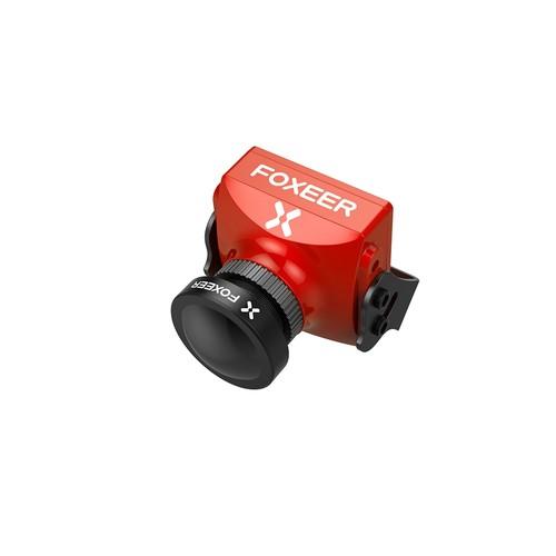 Foxeer Cat 2.1mm Lens 1/3' 2MP Sensor Super Starlight Night Flight FPV Camera For Racing Drone - Red