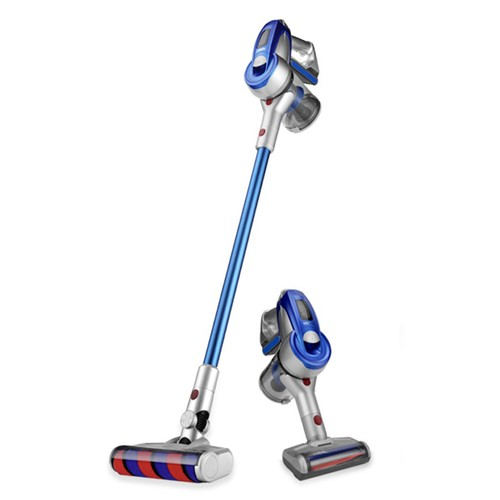 Xiaomi JIMMY JV83 Cordless Stick Vacuum Cleaner 135AW Suction 60 Minute Run Time Anti_winding Hair Mite Cleaning Global Version  Blue