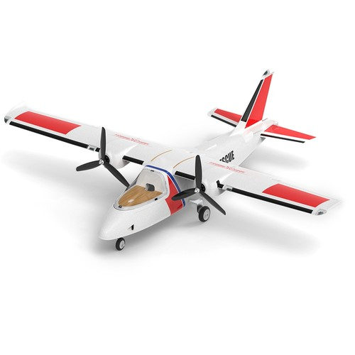 Sonicmodell Binary Long Range FPV 1200mm Wingspan EPO Twin Motor Multirole Aerial Survey Platform Mapping RC Airplane