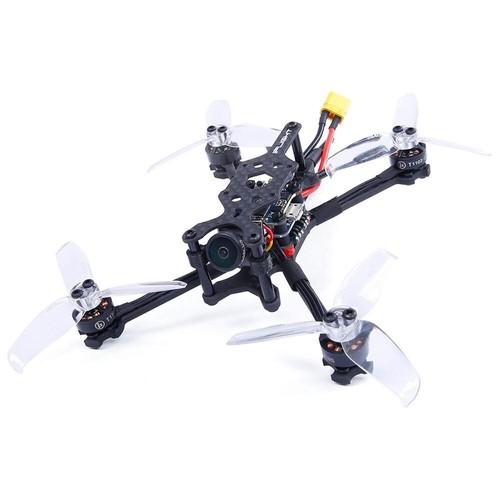 Iflight TurboBee 120RS 2-4s Micro FPV Racing Drone SucceX Micro F4 12A 200mW Turbo Eos2 Cam BNF - TBS NANO RX Receiver