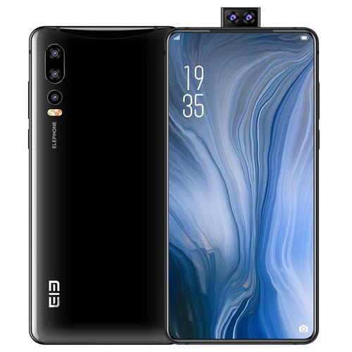 الهاتف الذكي 2G LTE من EleX U6.26 بحجم 4G LTE Smartphone MT6771T P70 6GB