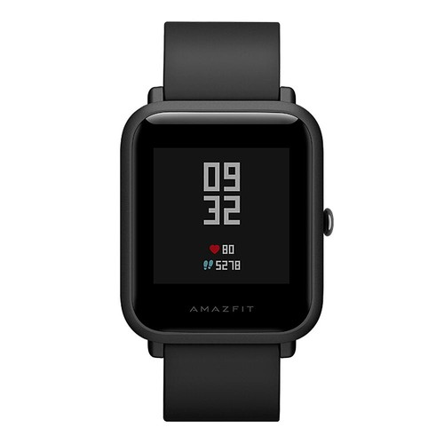 54.99 - Huami Amazfit Bip Lite Smart Sports Watch - 3ATM Water Resistant - 45 Days Standby - 1.28 Inch - Black