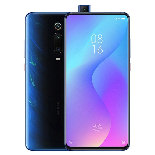 Xiaomi Mi 9T 6.39 Inch 4G LTE Smartphone Snapdragon 730 6GB 128GB 48.0MP+8.0MP+13.0MP Triple Rear Cameras MIUI 10 In-display Fingerprint Fast Charge Global Version - Blue