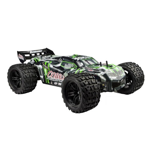 VRX Racing RH818 COBRA 1/8 2.4G 4WD 60km/h Brushless Electric Monster Truck RC Car With Flysky Ground Transmitter RTR