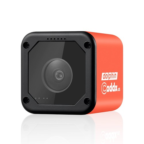 """Caddx Dolphin WIFI 1080P 30fps 150 Degree 1/2.8"""" Sony Starvis Sensor APP Share FPV Action Camera IP Camera For FPV Racing RC Drone"""