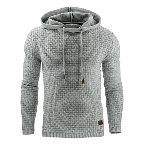 Fashion Men/'s Winter Hoodie Warm Hooded Sweatshirt Sweater Coat Jacket Outwear