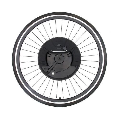 iMortor3 Permanent Magnet DC Motor Bicycle 700C Wheel With App Control Adjustable Speed Mode V Break - EU Plug