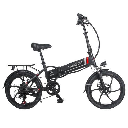 samebike-20lvxd30-folding-electric-moped-bike-black-1574132173398._w500_ Le migliori 2 Bici elettriche da 20 pollici: Samebike 20LVXD30 e Xiaomi HIMO C20