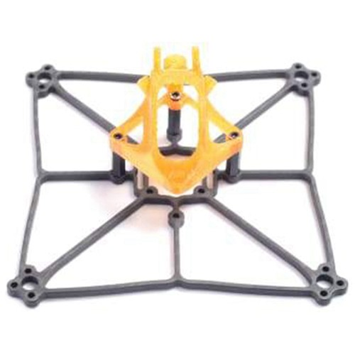 Diatone GTB 339 CUBE 3 Inch 120mm Wheelbase Carbon Fiber Frame Kit For Toothpick FPV Racing Drone - 4mm Bottom Thickness