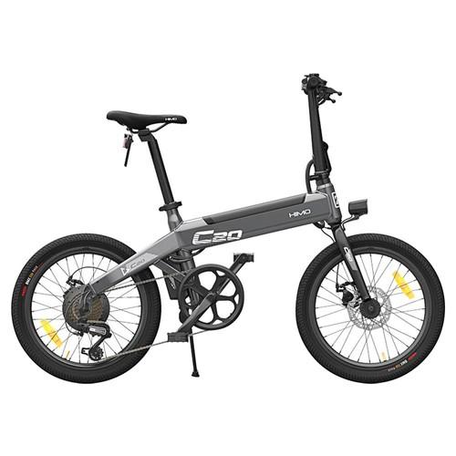 xiaomi-himo-c20-foldable-electric-moped-bicycle-gray-1574132205932._w500_ Bici Elettrica 2020: Xiaomi Himo C20 la Migliore per Qualità Prezzo
