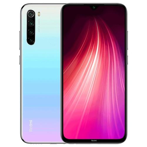 ស្មាតហ្វូន Xiaomi Redmi Note 8 6.3 អ៊ីញ 4G LTE ស្មាតហ្វូន Snapdragon 665 4GB 64GB 48.0MP + 8.0MP + 2.0MP + 2.0MP Quad Rear Camera Fingerprint ID Dual SIM Android 9.0 Global Version - ស
