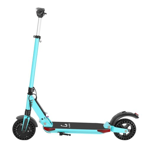 KUGOO S1 Pro Folding Electric Scooter 350W Motor LCD Display Screen 3 Speed Modes Max 30km/h IP54 Waterproof - Blue