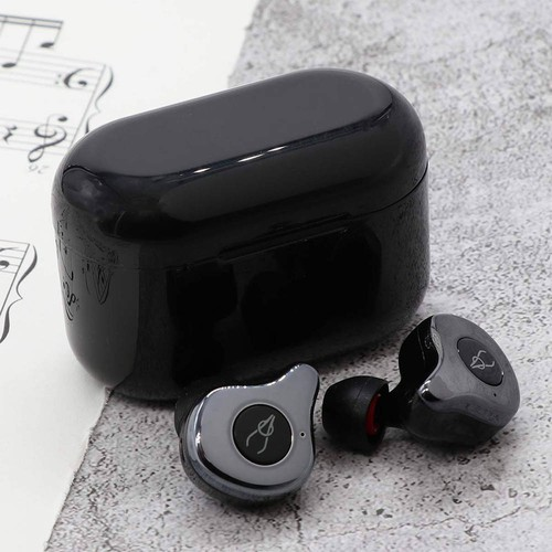 Sabbat E12 Ultra Qualcomm aptX AAC Bluetooth 5.0 TWS Earphones - MAGAZZINO SPAGNA