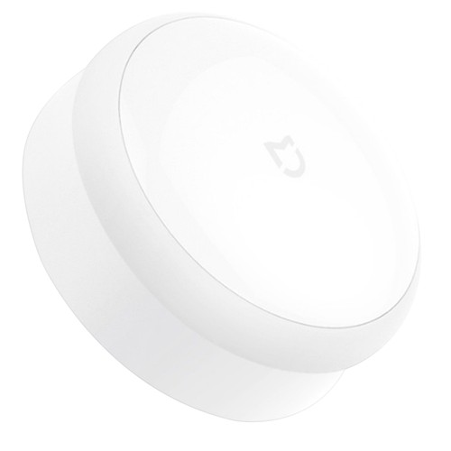 Xiaomi Mijia Smart Night Light IR Sensor PIR Motion Sensor Ultra-thin Lens ABS Material Photosensitive Light International Version - White