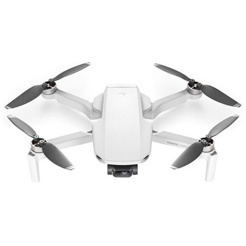 DJI Mavic MINI 4KM FPV 249g Ultralight GPS Foldable RC Drone With 3-Axis 2.7K Gimbal Camera 30mins Flight Time White - Fly Combo Version