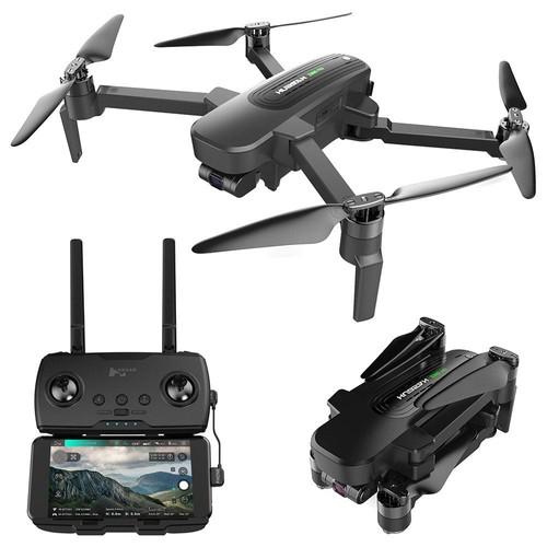 Hubsan ZINO PRO GPS 5G WIFI 4KM FPV RC Drone UHD 4K 3-Axis Gimbal Detachable Filter Camera Panorama Photography Mode RTF - Standard One Battery Version
