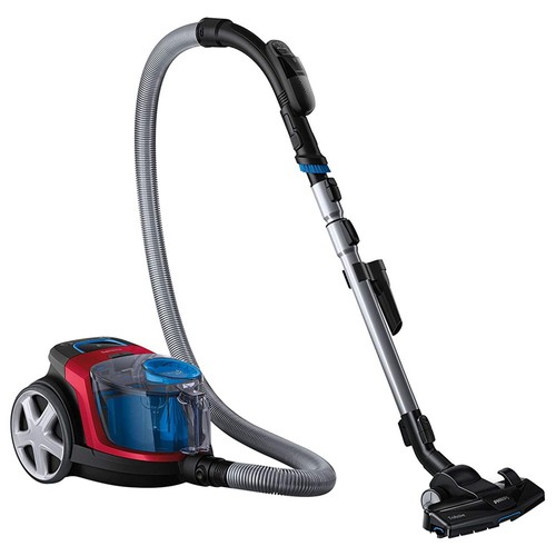 Philips Bagless Vacuum Cleaner Red