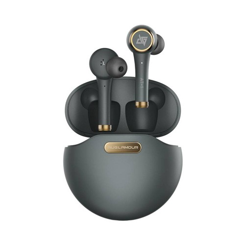 Auglamour AT-1 Bluetooth 5.0 TWS Earphone Independent Usage IPX5 Binaural Call 24...