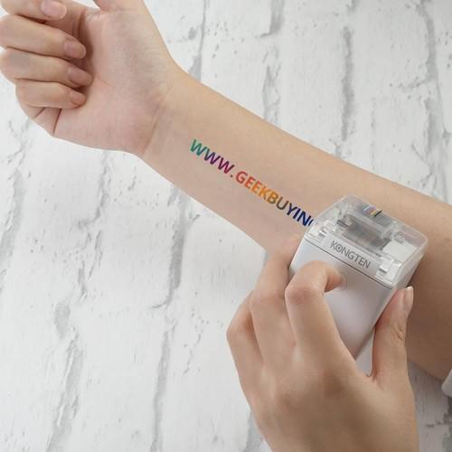 Mbrush mobil nyomtató, nyomtatás bárhol, bármire 4