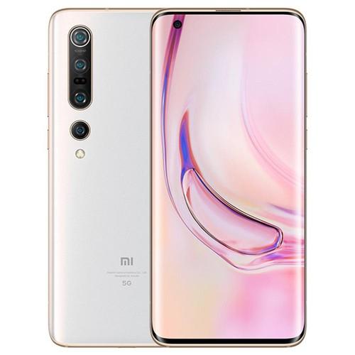 Xiaomi Mi 10 Pro CN Verison 5G Smartphone 6.67 Inch Screen Snapdragon 865 12GB RAM 256GB ROM Quad Rear Camera Android 10.0 4500mAh Large Battery - White