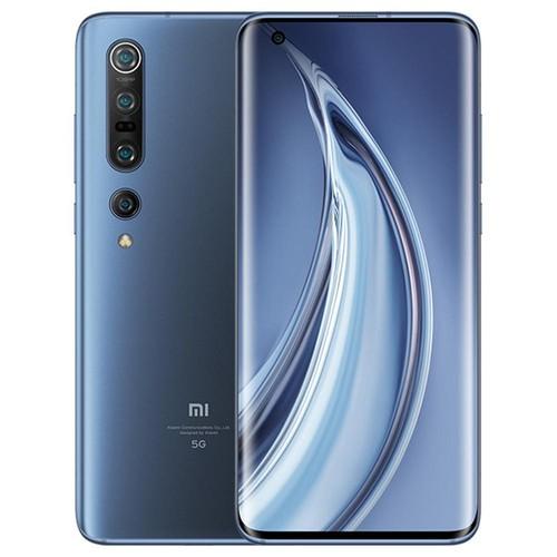 Xiaomi Mi 10 Pro CN Verison 5G Smartphone 6.67 Inch Screen Snapdragon 865 8GB RAM 256GB ROM Quad Rear Camera Android 10.0 4500mAh Large Battery - Blue