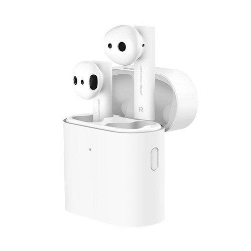 International Edition  Xiaomi Air 2 Bluetooth 5.0 TWS Earphone IR Sensor LHDC Stereo ENC Noise Cancelling White
