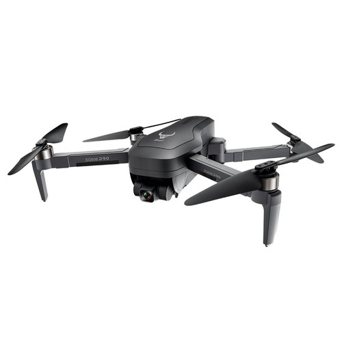 ZLRC SG906 Pro Beast 4K GPS 5G WIFI FPV With 2_Axis Gimbal Optical Flow Positioning Brushless RC Drone One Battery  Black