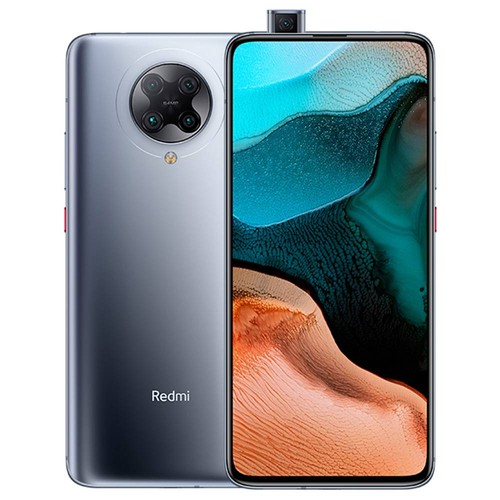 "Xiaomi Redmi K30 Pro CN Version 6.67"" 5G Smartphone Qualcomm Snapdragon 865 8GB RAM 128GB ROM Quad Rear Cameras Android 10.0 Dual SIM Dual Standby - Grey"