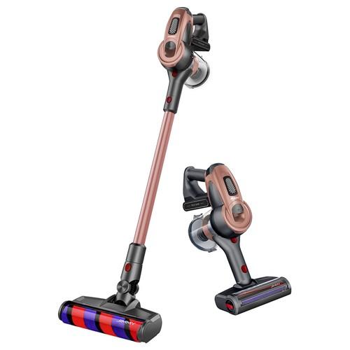 JIMMY JV83 Pet Cordless Handheld Vacuum Cleaner 20Kpa Strong Suction 400W Digital Brushless Motor 60 Minute Run Time Anti_winding Hair Global Version  Gold