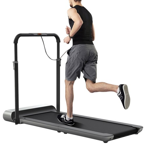 WalkingPad R1 Treadmill  2 in 1 Smart Folding Walking and Running Machine For Outdoor and Indoor Fitness Exercise  Silver
