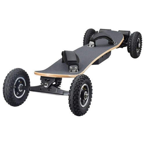 SYL 08 Electric Skateboard Off Road amb control remot negre