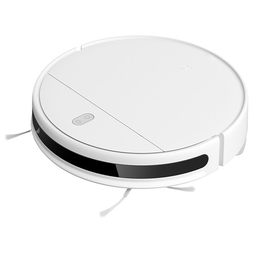 Chinese Version Xiaomi Mijia G1 Robot Vacuum Cleaner 2200pa Suction 200ml Electric Control Tank APP Remote - White