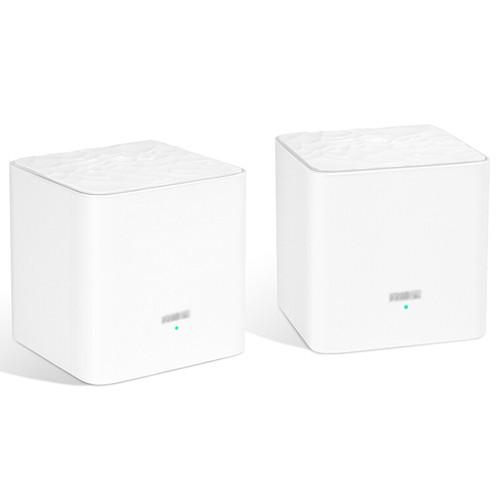 2PCS TENDA MW3 Mesh 2 4GHz 5GHz WiFi Router White 904416 . w500